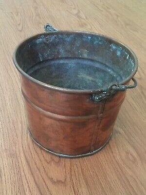 copper pan Copper pot antique copper antique copper,forged copper,copper pail,tin pail,