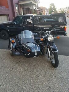 2008 Ural Retro with sidecar