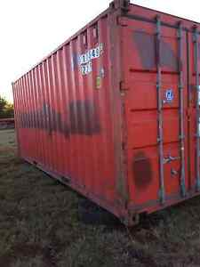 Shipping  containers Kingaroy South Burnett Area Preview