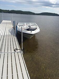 1988 bayliner Capri 17ft 2.3L Ford inboard