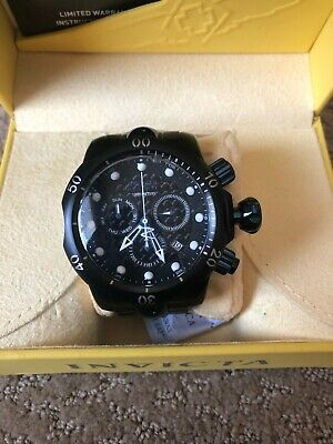 Invicta Men's 52mm Venom Reserve Swiss Chronograph Watch model 25062