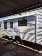 2014 18FT Elite Luxury  Class 180  Caravan in Exellent Condition Gladstone Northern Areas Preview