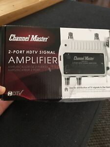 Channel Master HDTV Signal Amplifier