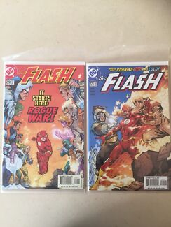 The Flash: Rogue War!