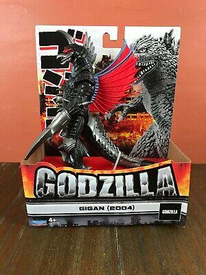 "Playmates Godzilla 7"" Vinyl Figure - GIGAN 2004 - New Release 2020"