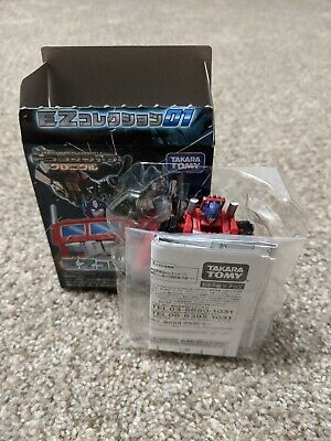 Transformers Chronicle EZ Collection 1 Revenge of the Fallen Movie Optimus