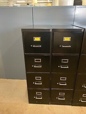 4 Drawer Letter Size File Cabinet By Signore Office Furniture