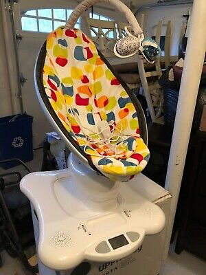 4MOMS MAMAROO 2014 Infant Seat Mint condition!!