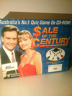 VINTAGE $ALE OF THE CENTURY BUZZERS BOXED WORKING