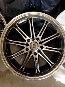 Almost new rims for sale