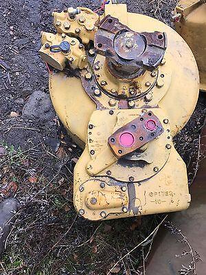 Caterpillar D10d11n. Torque Converter