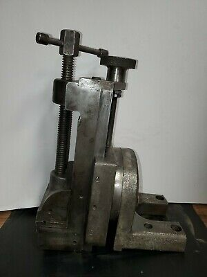 Palmgren 400 Lathe Milling Attachment Lathe Vise