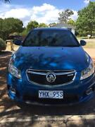 Holden Cruze Sri-V 2012 Waramanga Weston Creek Preview