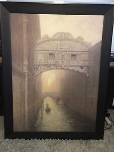 Large Framed Print 41 x 55 inches