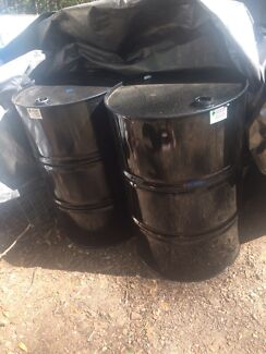 44 gallon drums (5 x drums) per $50