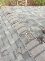 Damages shingles? Need a new roof?