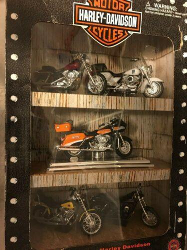 Harley-Davidson Motorcycle Collection 1:18 Scale