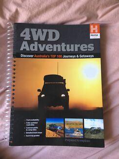 4WD adventure book