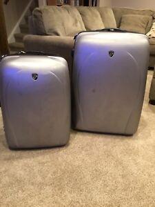 Heys luggage used