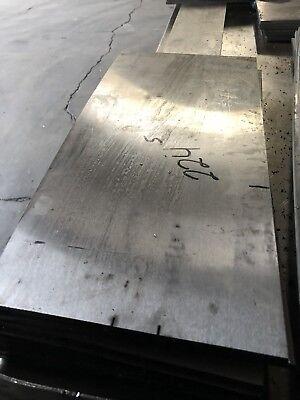Titanium Plate 6al4v 6 X 17 X .225