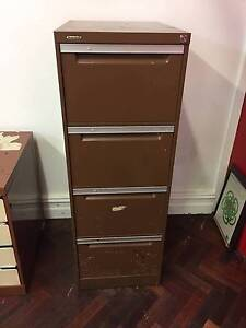 2 x Filing Cabinets Carlton Melbourne City Preview