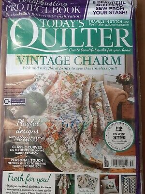 Today's quilter vintage charm issue 56 (Today's Take)