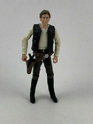 Star Wars The Black Series 3.75 Inch Battle On Endor Han Solo
