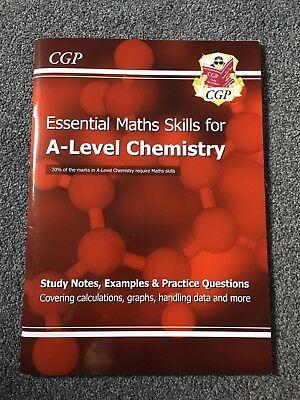 Essential Maths Skills for A level Chemistry for sale  Dronfield
