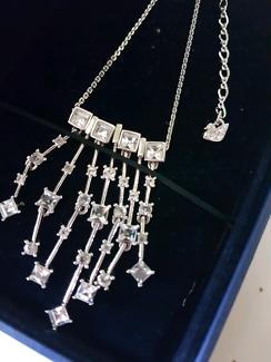 Swarovski Crystal necklace Mitcham Mitcham Area Preview