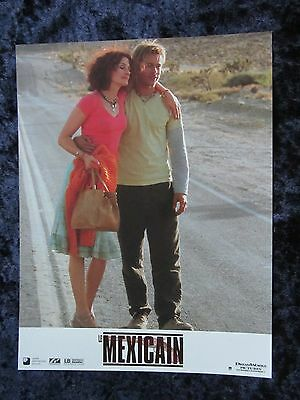 THE MEXICAN lobby cards BRAD PITT, JULIA ROBERTS french set of 12