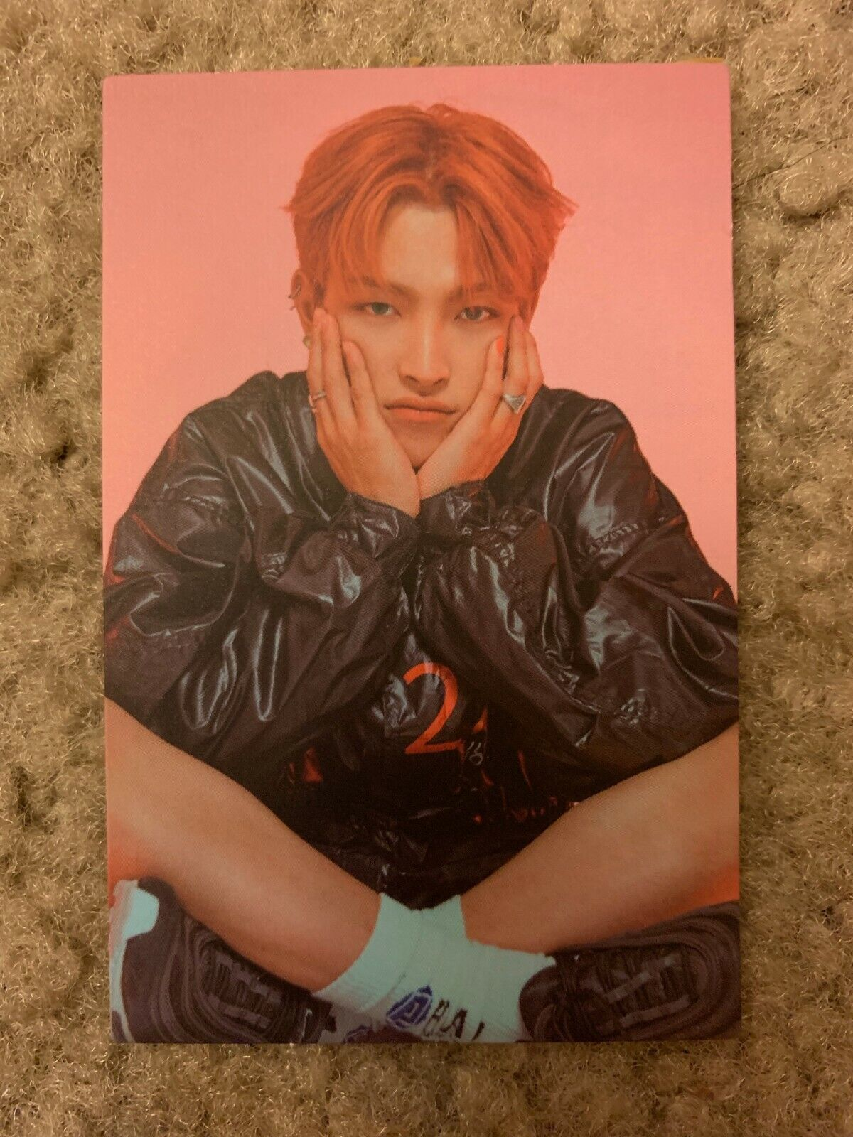 ***UPDATED***ATEEZ One To All Treasure EP. 3 Photocards (DM for Stamp Shipping) Hongjoong Illusion