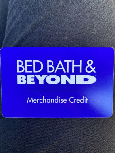 Bed Bath And Beyond Gift Card - $248.99
