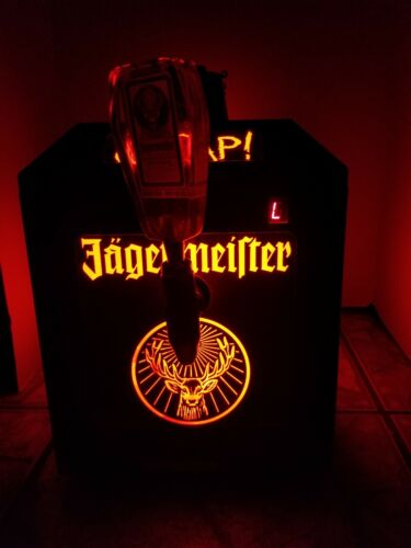 Jagermeister 3 Bottle Tap Machine Jemus Model Jager Ice Cold Shot For Sale Online Ebay