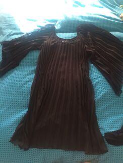 Cute black dress - size 8 Braddon North Canberra Preview