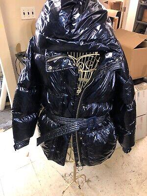 IENKI IENKI Michelin Dark Blue Jacket Size S