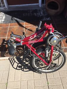 Bike bicycle Schwinn folding bike