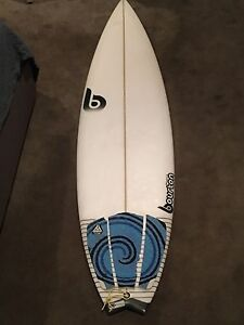 6,0 ft bourton shapes surfboard Swanbourne Nedlands Area Preview