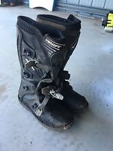 Shift Moto x boots motorcycle boots Caboolture Caboolture Area Preview