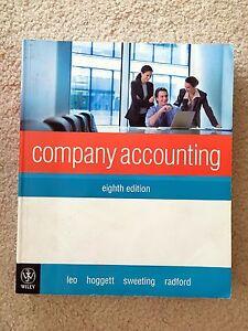 Company accounting Caulfield Glen Eira Area Preview