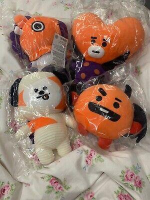 BT21 Official Halloween Plush Doll BTS Authentic Goods - Bt Halloween