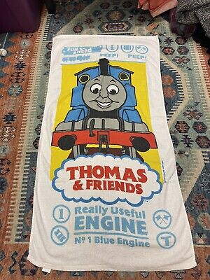 1991 Vintage Thomas The Tank Engine Beach -