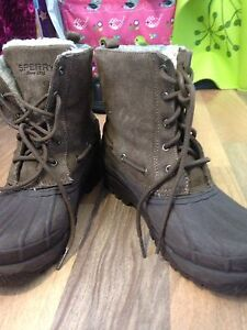 Sperry Top-Sider Women's Shearwater Boots