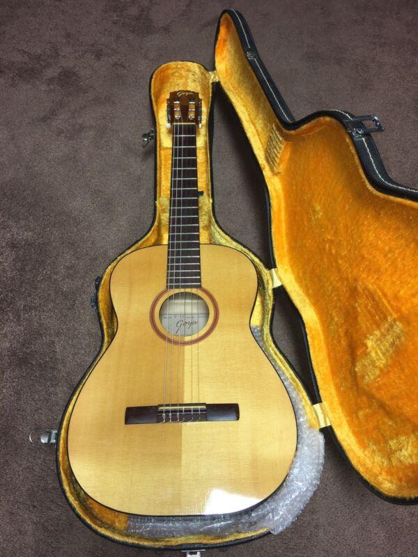 Vintage Goya-classic guitar-1966 concert size-G-10, Mfg. Sweden