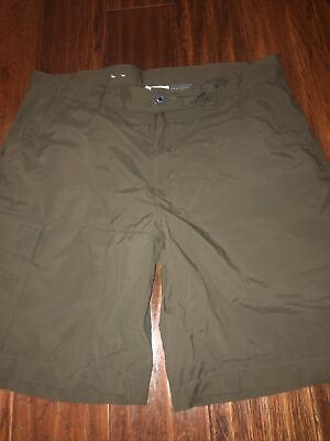 Still With Tags On Very Very Nice khaki  Vintage Shorts  80/'s or early 90/'s   Size 38   by DKNY    Never worn