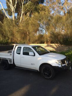 2009 Nissan Navara D40 Rosebud Mornington Peninsula Preview