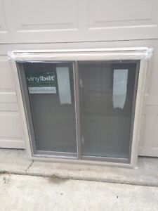 DBL SLIDER WINDOW