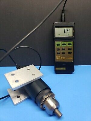 Sper Scientific 840062 Digital Torque Meter Torque Tester