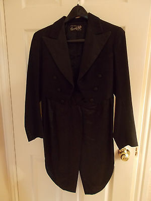 1920s Tux with Tails and Pants - Men's Size S - Like that in Downton Abbey! - Tux With Tails