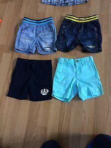 Lot de shorts 18-24 mois