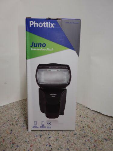 Phottix Juno Transceiver Flash single pin firing New in the box!